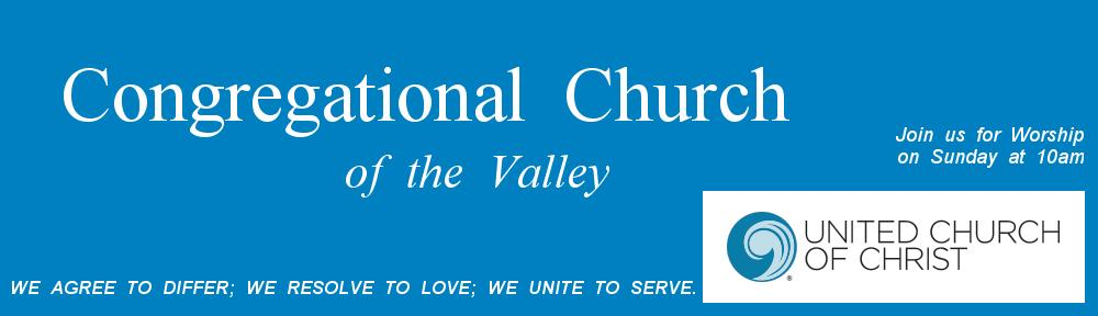 Congregational Church of the Valley UCC
